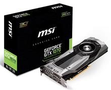 MSI GTX 1070 Founders Edition 8GB GDDR5 Graphics Card